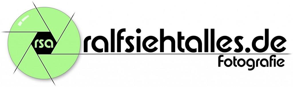 ralfsiehtalles.de - Neues Logo