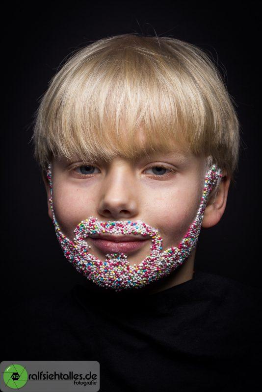 So ein Voll-Bart aus Zuckerperle hat was.