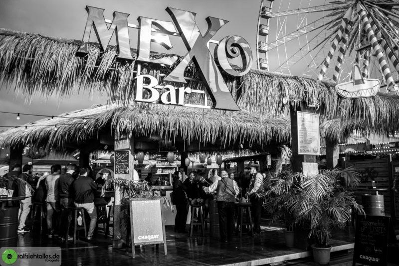 Mexo Bar auf der Chranger Kirmes 2017