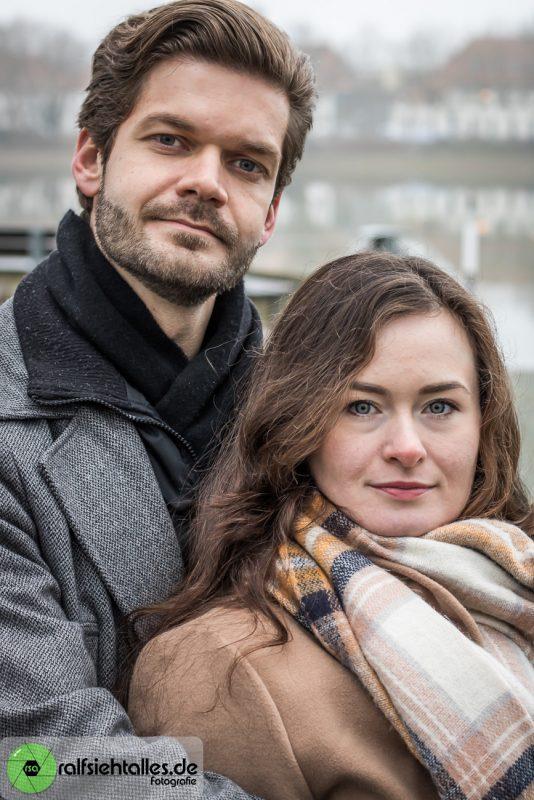 Ekaterina und Max